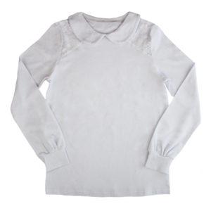 Блузка для девочки размер:36-42 рост: 134-176 состав: интерлок