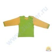 ФЯ204 зеленый-желтый