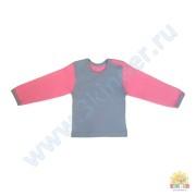 ФЯ204 голубой-розовый