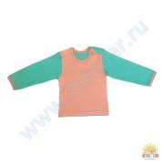 ФЯ204 оранжевый-бирюзовый