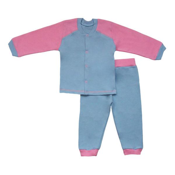 КЯ 102 голубой-розовый