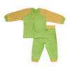 КЯ 102 зелено-желтый