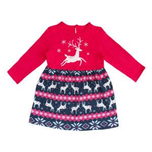 Платье размер: 26-32 рост: 110-134 состав: трикотаж