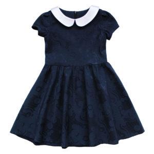 Платье размер: 30-36 рост: 116-146 состав: жаккард