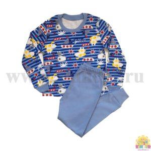 Пижама детская размер:26,28,30,32 рост: 86-92,98-104;110-116;122-128 состав: 100% х/б
