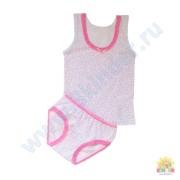 КД 106 розовое сердце