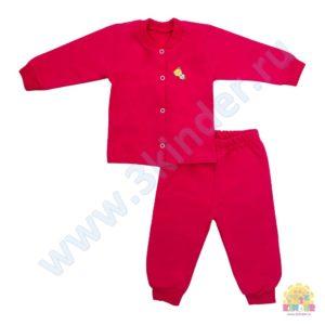 Костюм детский (утепленный) размер:22(62),24(74),26(80),28(98) состав: футер