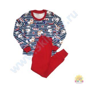 Пижама на мальчика размер:26,28,30,32 рост: 80-98,98-104;110-116;122-128 состав: интерлок
