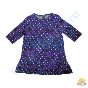 Платье на девочку размер: 28,30,32,34 рост: 98-104;110-116;122-128;128-134 состав: кулир