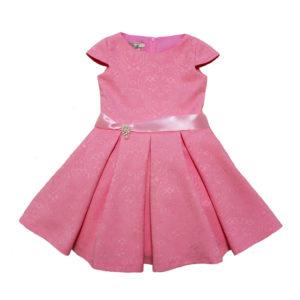 Платье размер: 26-28; 30-34 рост: 110-122; 122-140 состав: жаккард