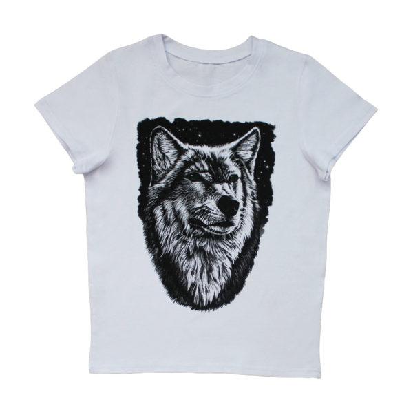 ФМ 104 волк-белый