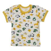 ФЯ 102 желтый/пингвины