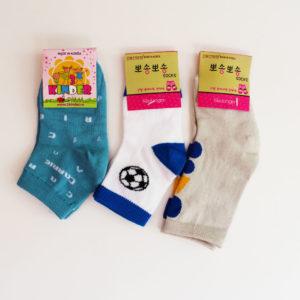 Носки для мальчика Размер:15 Состав:хлопок 85%,спандекс 12%,эластик 3%.