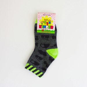 Носки для мальчика Размер:17,19 Состав: хлопок 85%, спандекс 12%, эластик 3%