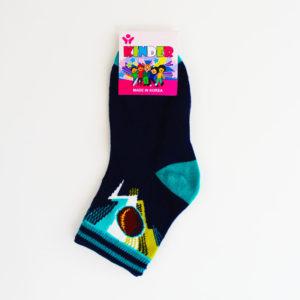 Носки для мальчика Размер:19 Состав: хлопок 85%, спандекс 12%, эластик 3%