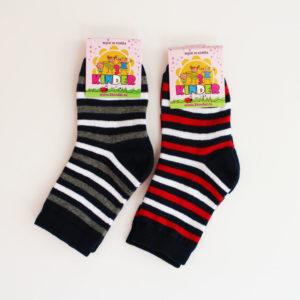Носки Корейские для мальчика Размер:17 Состав: хлопок 85%, спандекс 12%, эластик 3%