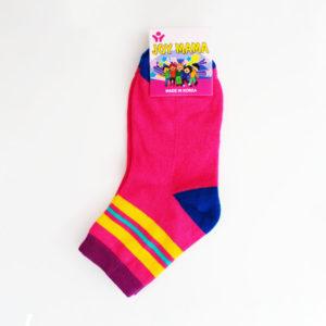 Носки Корейские для девочки Размер:21 Состав: хлопок 85%, спандекс 12%, эластик 3%