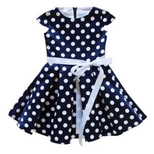 Платье размер: 26-28; 30-34 рост: 110-122; 122-140 состав: атлас
