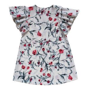 Платье размер: 26-34 рост: 98-140 состав: шелк
