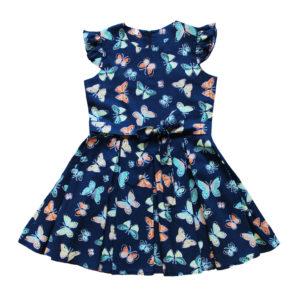Платье размер: 26-34 рост: 98-140 состав: 100% хлопок