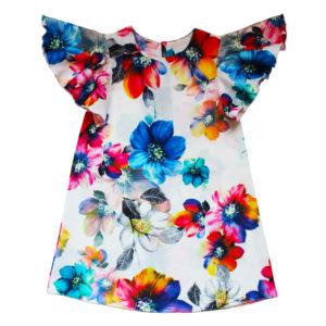 Платье размер: 30-40 рост: 116-158 состав: 65% вискоза, 30% полиэстер, 5% эластан