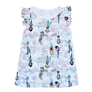 Платье размер: 26-32 рост: 80-134 состав: кулирка