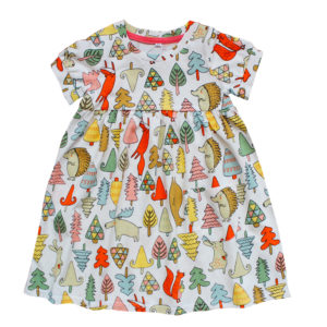 Платье размер: 24-30 рост: 80-134 состав: 100% хлопок