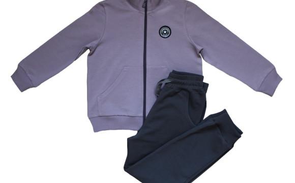 Спортивный костюм для девочки размер: 30-38 рост: 116-152 состав: хлопок 95%, лайкра 5%