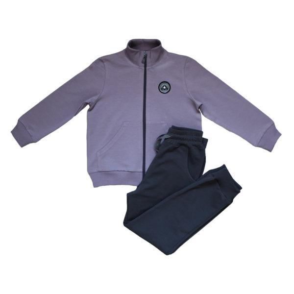 КС-001 розовый+серый