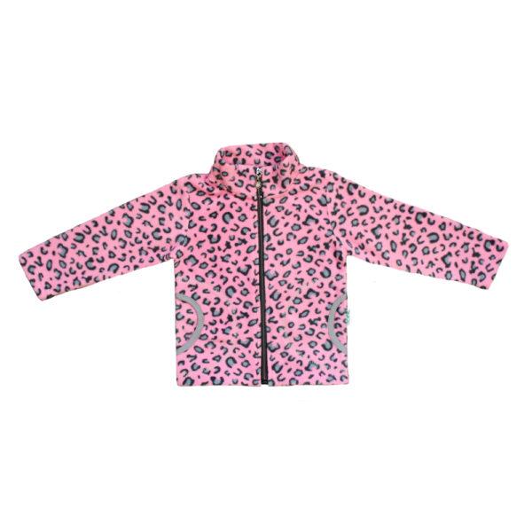 Т 305 леопард/розовый